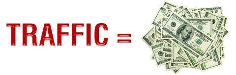 КАК ЗАРАБОТАТЬ на трафике в интернете